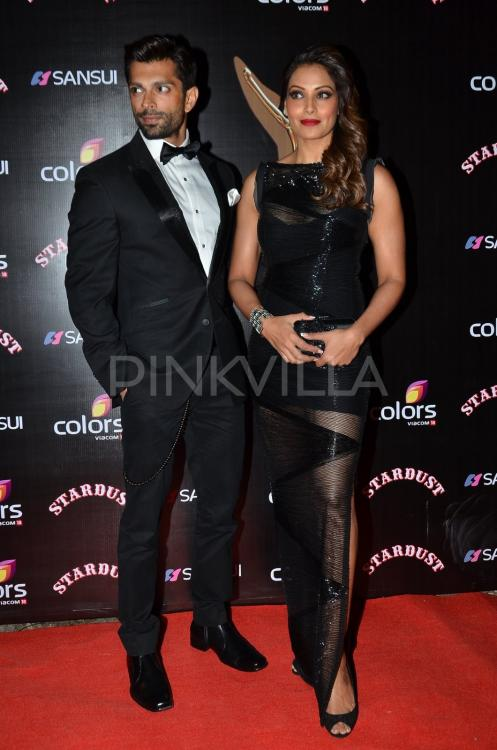 Photos,bipasha basu,KARAN SINGH GROVER,stardust awards 2014