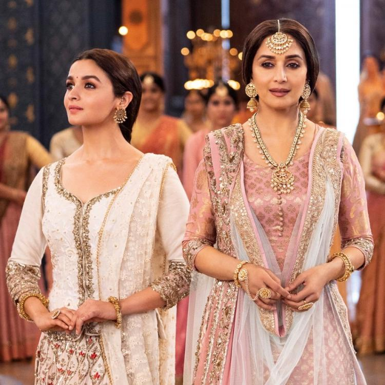 Will Alia Bhatt and Madhuri Dixit have a dance off in Kalank? Here's what Bahaar Begum has to say