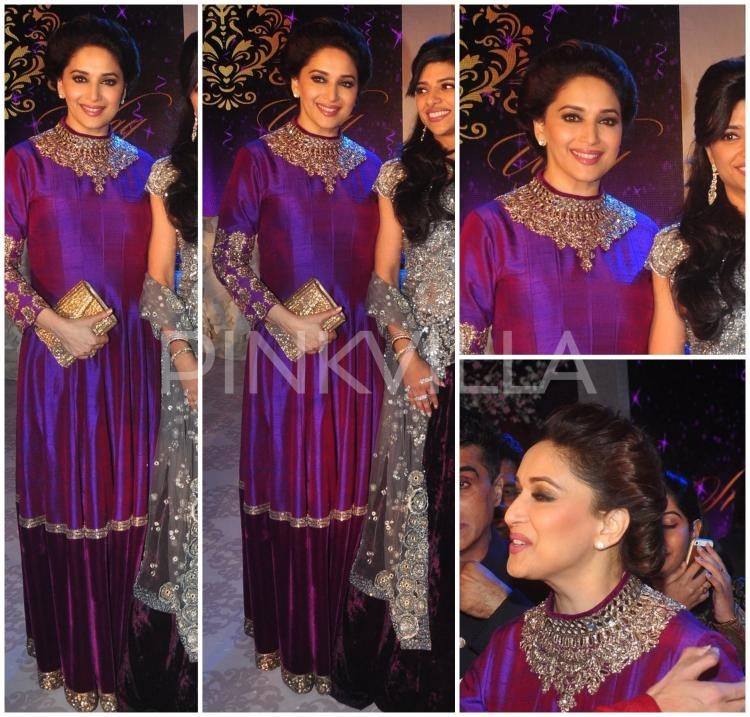 Yay or Nay : Madhuri Dixit in Manish Malhotra | PINKVILLA