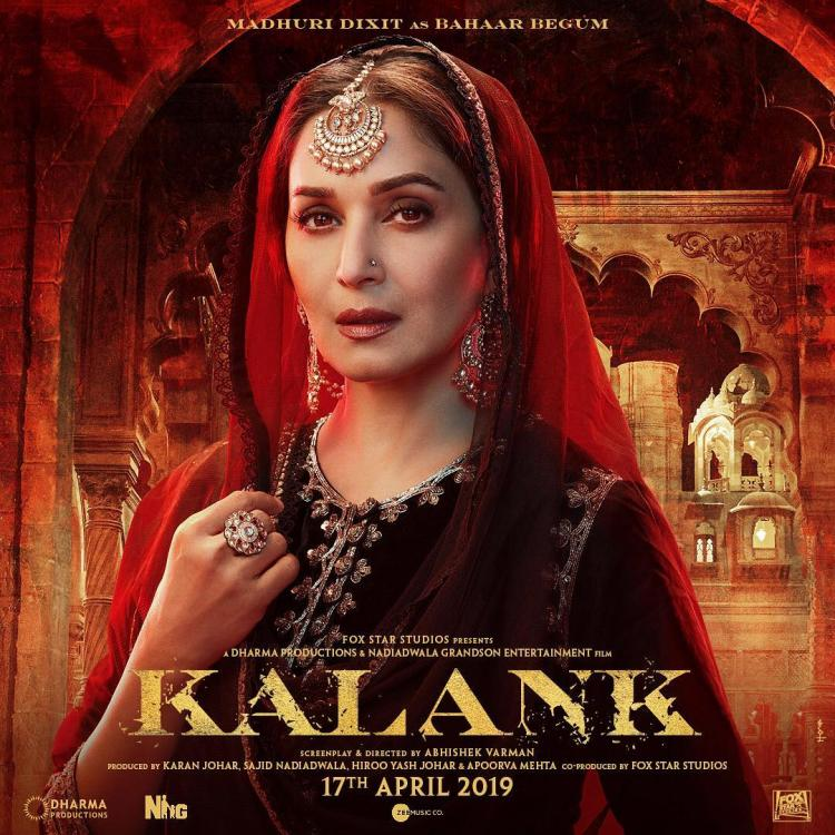 Kalank: Madhuri Dixit's enchanting beauty is enough to make us go weak in our knees