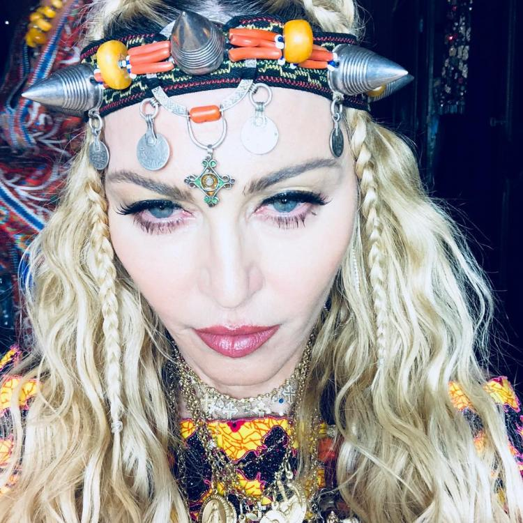Madonna to be honoured for accelerating acceptance of the LGBTQ community