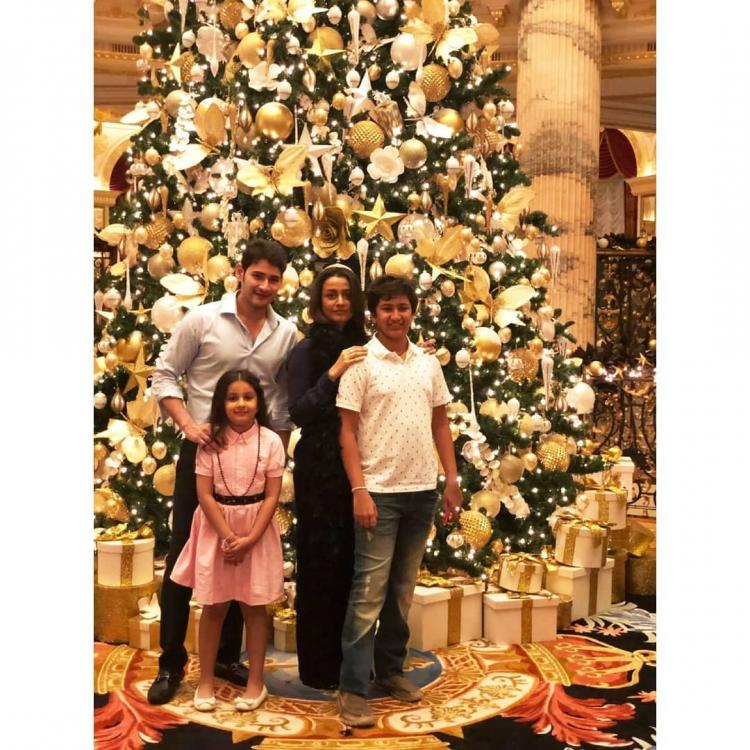 Mahesh Babu REVEALS he is a strict & a protective father, refrains Sitara & Gautham from playing video games