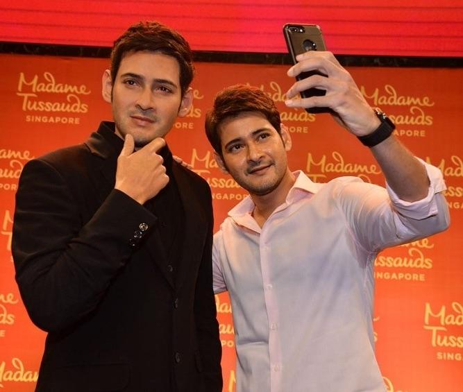EXCLUSIVE: Did Mahesh Babu feel the same way as Deepika Padukone on seeing his wax statue at Madame Tussauds