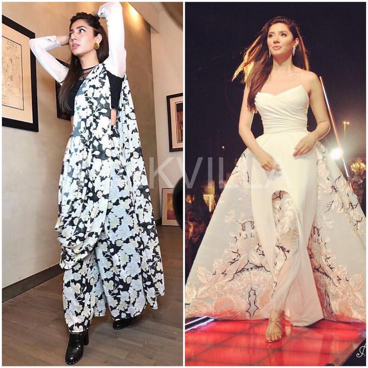 Yay or Nay : Mahira Khan in Nicolas Jebran and Rheson | PINKVILLA