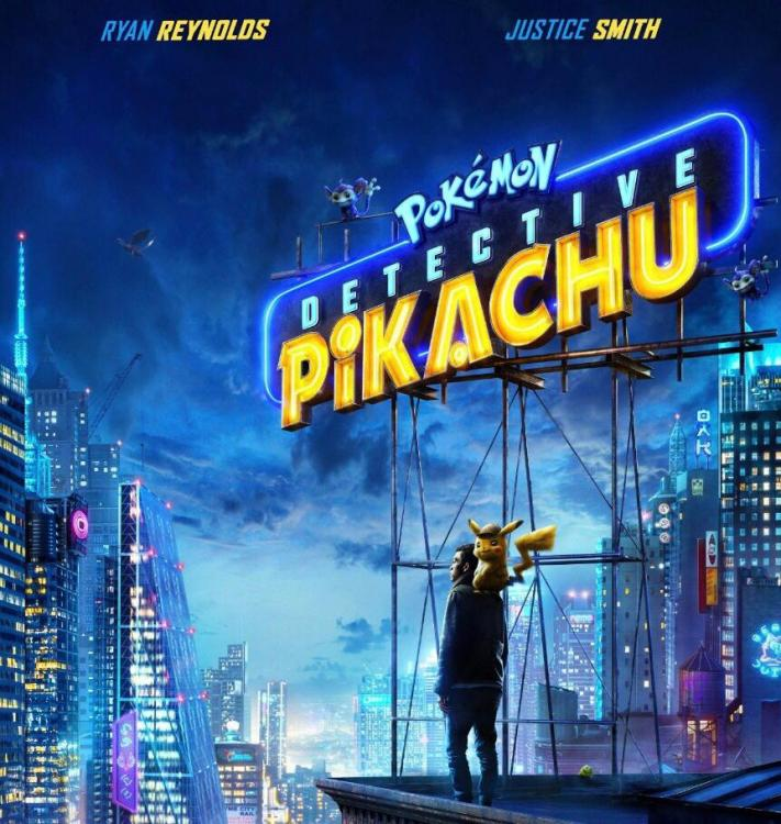 Pokémon: Detective Pikachu Review: Ryan Reynolds adds the perfect sass to this buddy cop movie