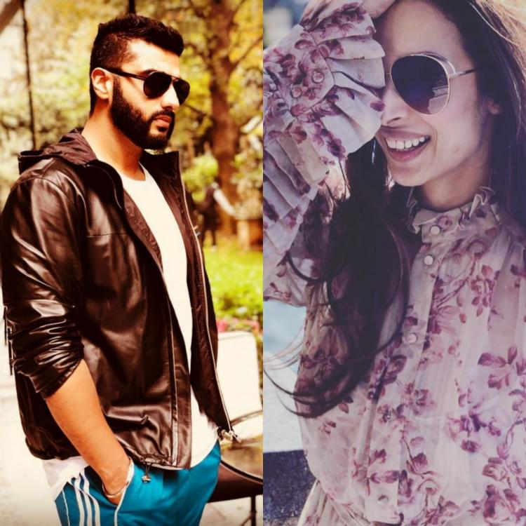 Arjun Kapoor and Malaika Arora post #TakeMeBack holiday pictures from Milan; We say make it official already