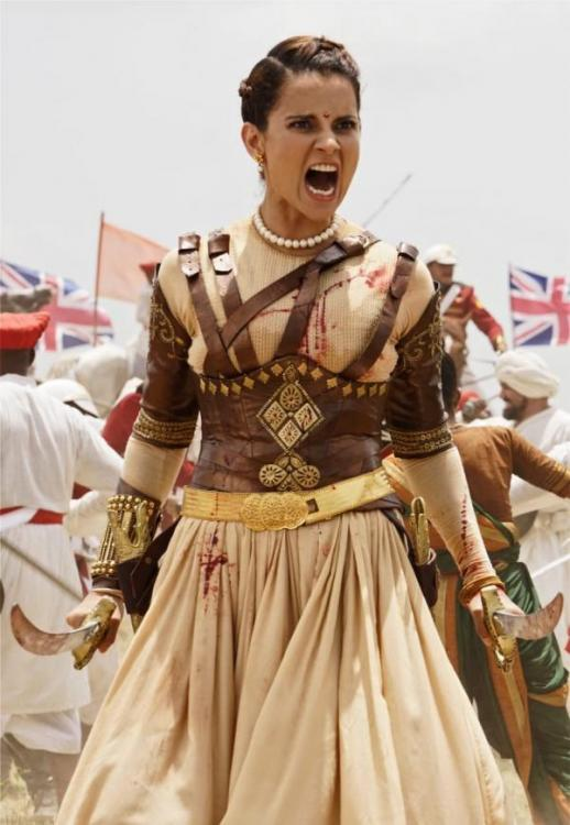 EXCLUSIVE: Kangana Ranaut on Karni Sena's protest against Manikarnika: If they don't stop, I will destroy them
