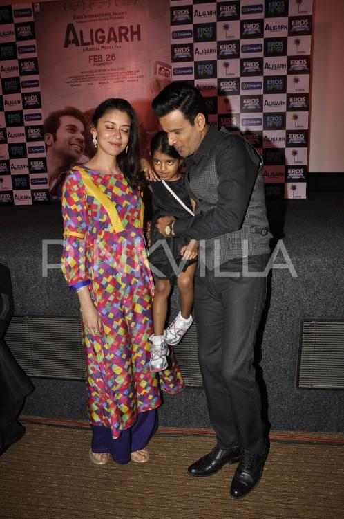 Photos Manoj Bajpai Star Kids