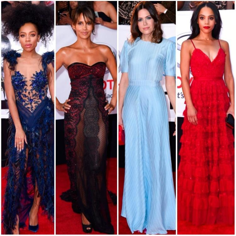 Mandy Moore, Halle Berry: 30 best looks from The 49th NAACP Image ...