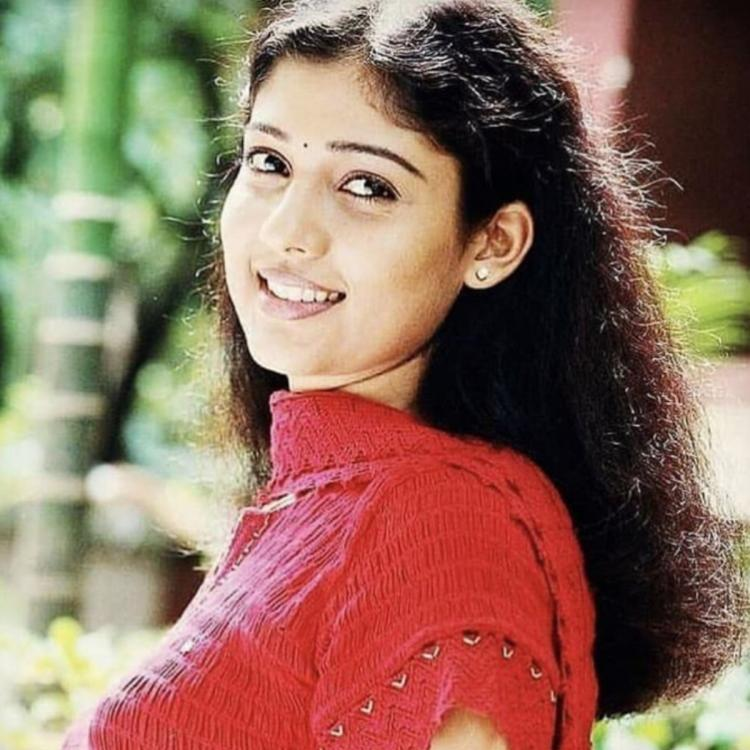 Flashback Friday: This throwback picture of Nayanthara will prove that she has indeed come a long way; See Pic