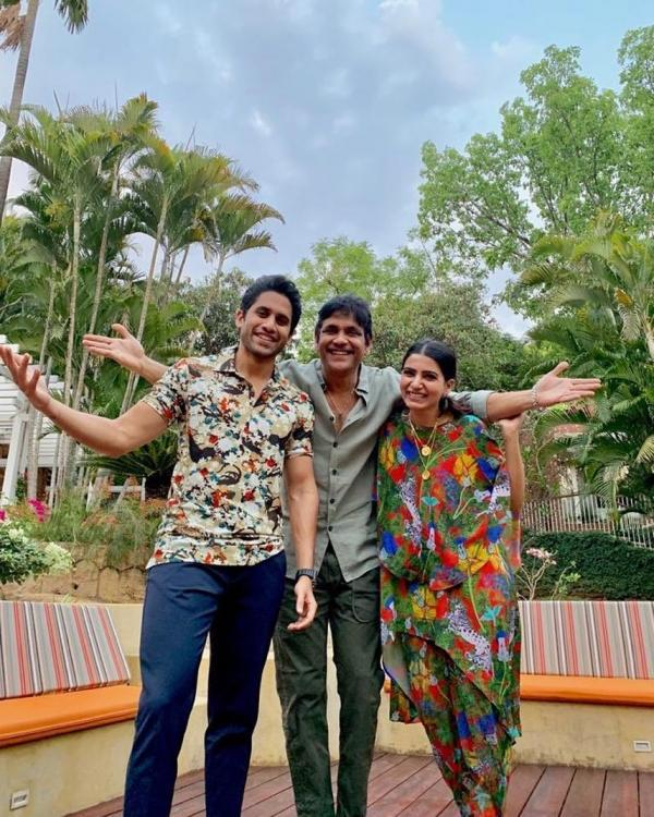 Samantha Akkineni to play a special role in father in law Nagarjuna's film Manmadhudu 2?