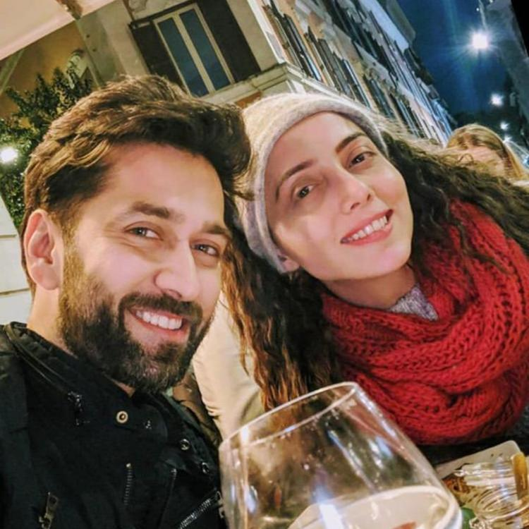 Nakuul Mehta and wife Jankee are having a gala time in Italy and these photos are the proof; Check it out