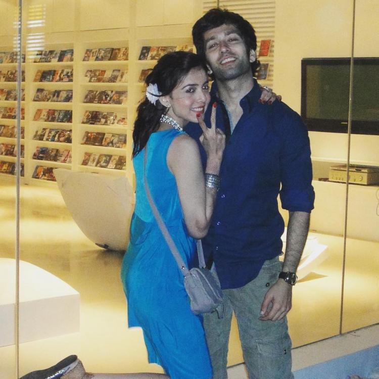 "Happy Birthday Nakuul Mehta: ""You make me prouder than ever,"" says Jankee Parekh"