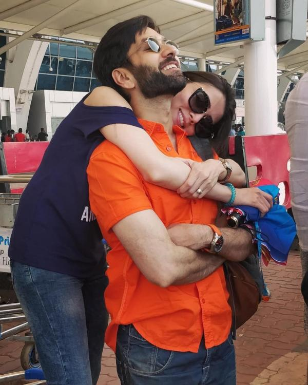 Nakuul Mehta and Jankee Parekh's 'Ishqbaazi' is making us melt as they ring in their 7th wedding anniversary