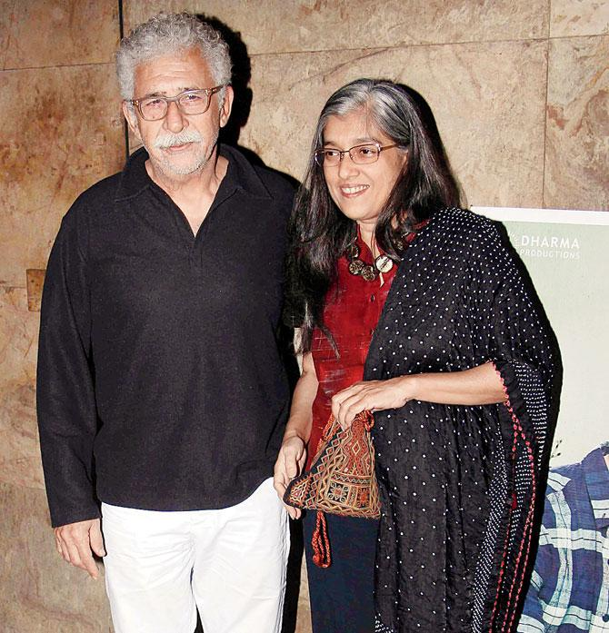 News,naseeruddin shah,Ratna Pathak Shah,Indian politics