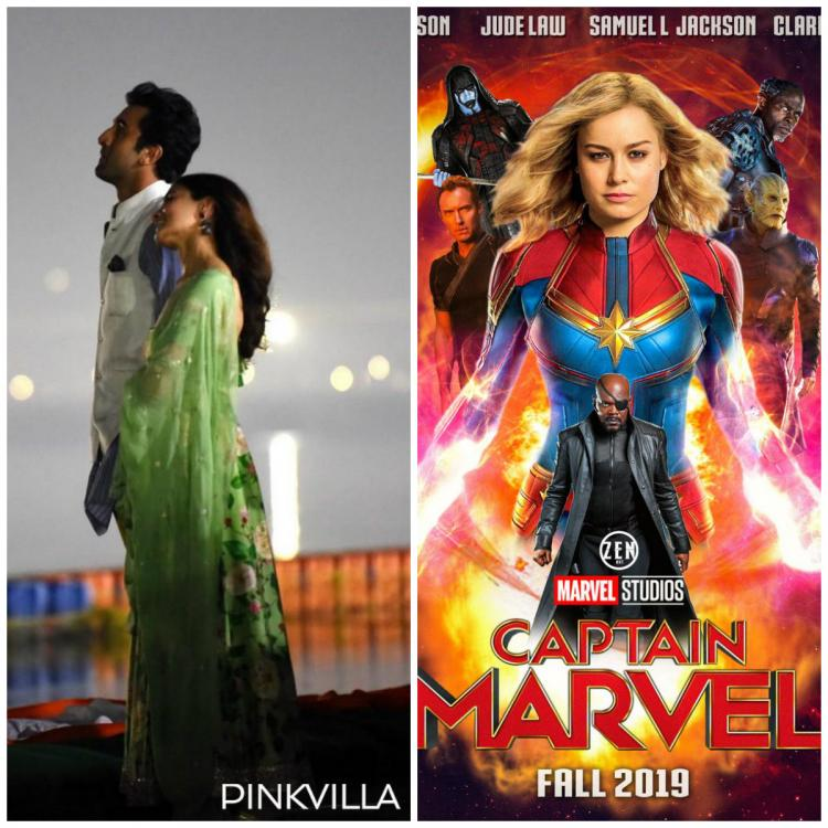 Newsmakers of the Week: From Alia & Ranbir launching Brahmastra logo to Captain Marvel taking biggest opening