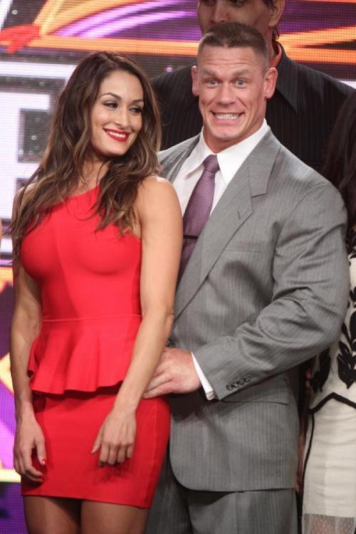 Nikki Bella revealed that she lets ex-boyfriend John Cena know about every date she has been on post their breakup.