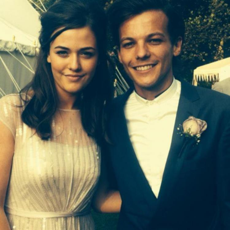 One Direction fame Louis Tomlinson speaks for the first time after his younger sister Félicité's demise
