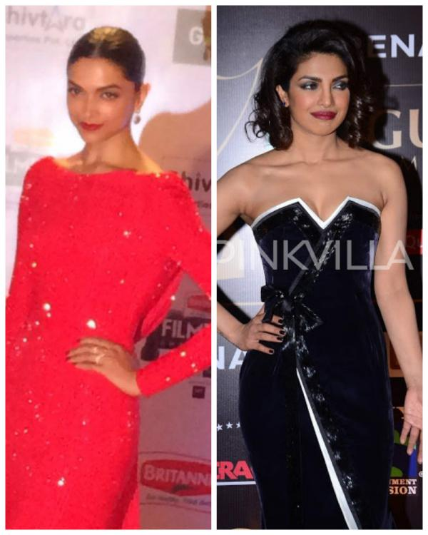 Filmfare Awards 2016: Deepika Accepts Priyanka's Award Yet