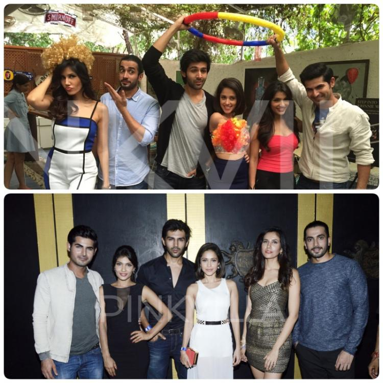 Pyaar Ka Punchnama Luv Ranjan: Here Comes 'Pyaar Ka Punchnama 2' : Check Out Pics Of The