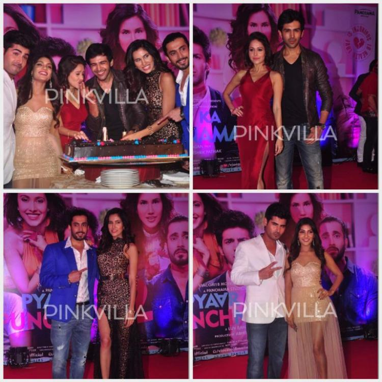 Pyaar Ka Punchnama Luv Ranjan: Pyaar Ka Punchnama 2 Team Party Hard At Film's Success