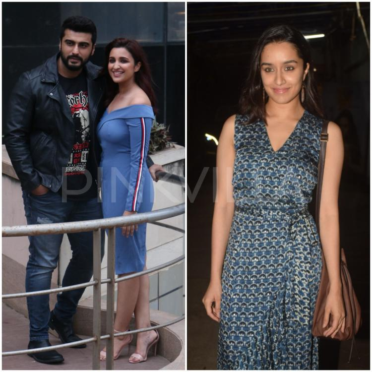 Photos,Shraddha Kapoor,arjun kapoor,parineeti chopra