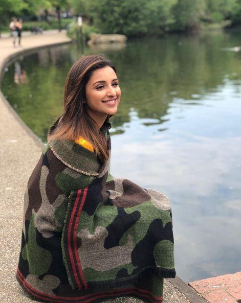 Parineeti Chopra FINALLY reacts to reports of being approached for SS Rajamouli's RRR with Ram Charan & Jr NTR