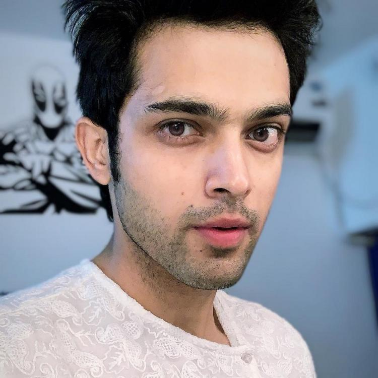 Parth Samthaan's excitement knows no bounds as he gears up for his birthday celebrations; WATCH