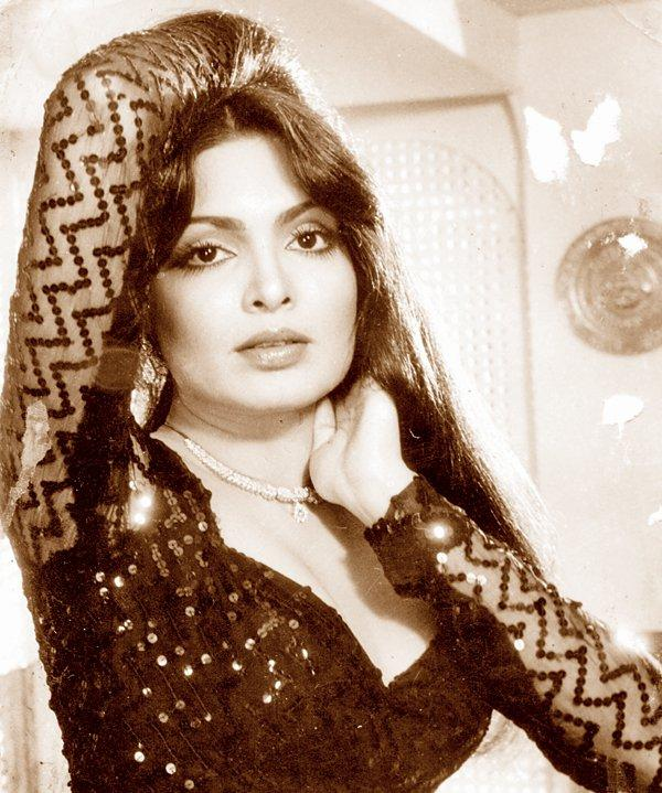 parveen babi weight gain