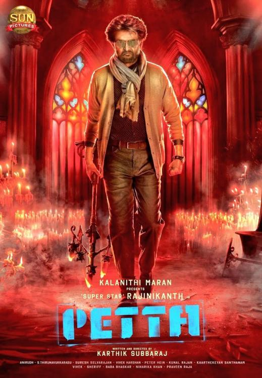 Petta HD Movie leaked online by Tamilrockers, Rajinikanth film available for download