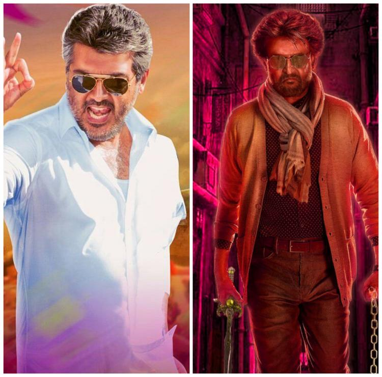 Viswasam vs Petta Box Office Collection: Thala Ajith starrer gives a tough competition to Rajinikanth starrer