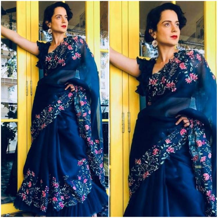 Kangana Ranaut in Anushree Reddy