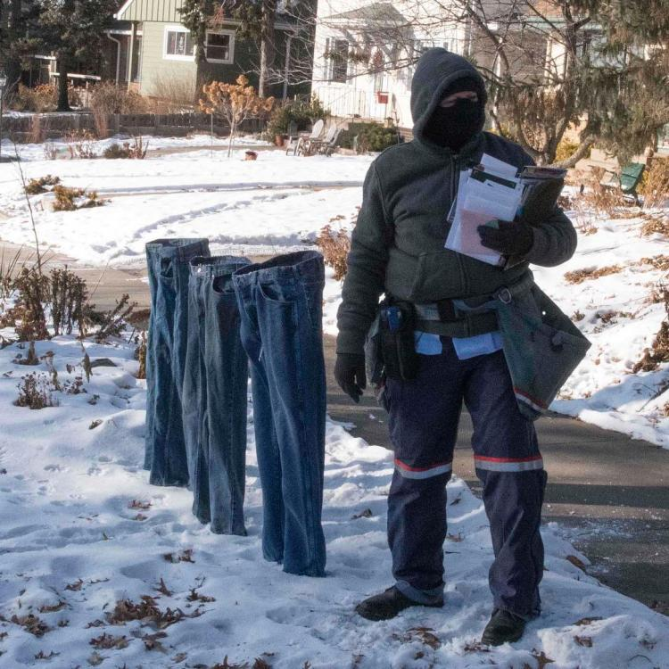 Polar Vortex 2019: An ice laden US gives rise to Freezing Pants Challenge