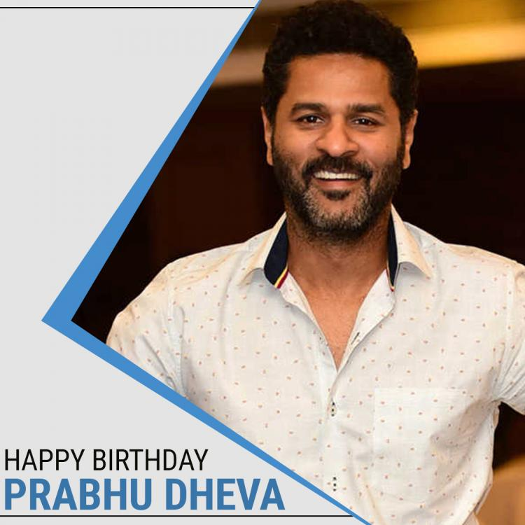 Happy Birthday Prabhu Deva: Background dancer to directing Salman Khan's Dabangg 3, take a look at his journey