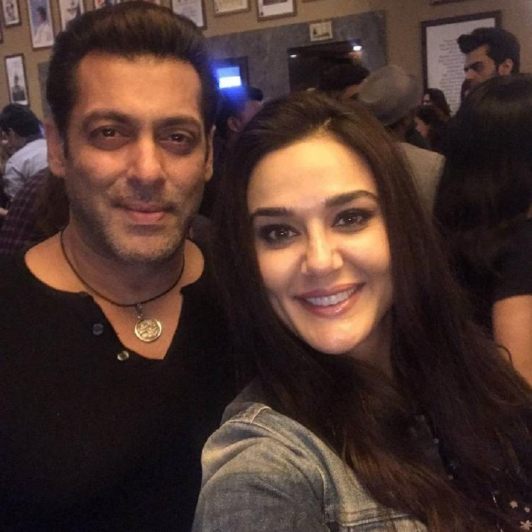 Salman Khan's sweet surprise for Preity Zinta and her husband Gene Goodenough is too adorable for words
