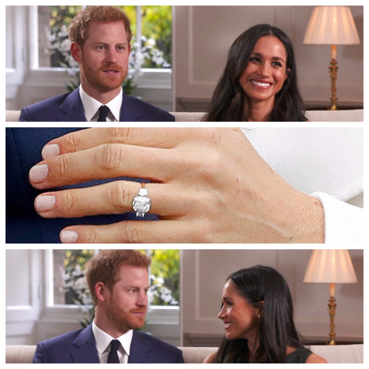 REVEALED: Prince Harry's Wedding Proposal To Meghan Markle
