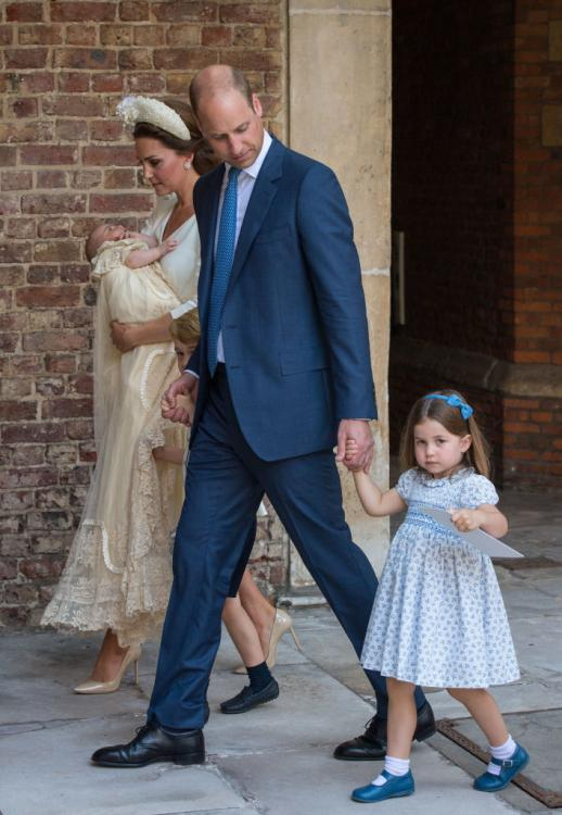 Prince William recently revealed Princess Charlotte's nickname during a family outing.