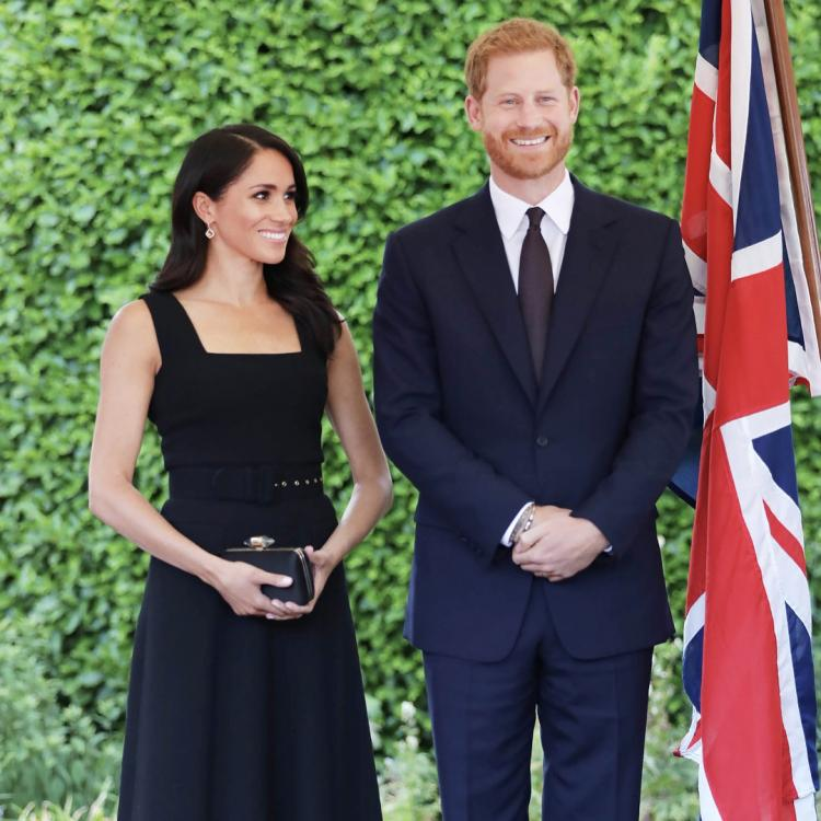 Prince Harry And Meghan Markle's Pictures From Their