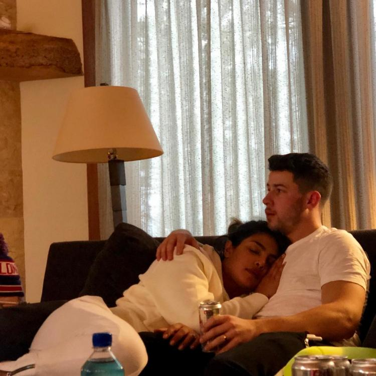 Priyanka Chopra finally answers the  'WHO CLICKED IT' question post her viral pic with Nick Jonas