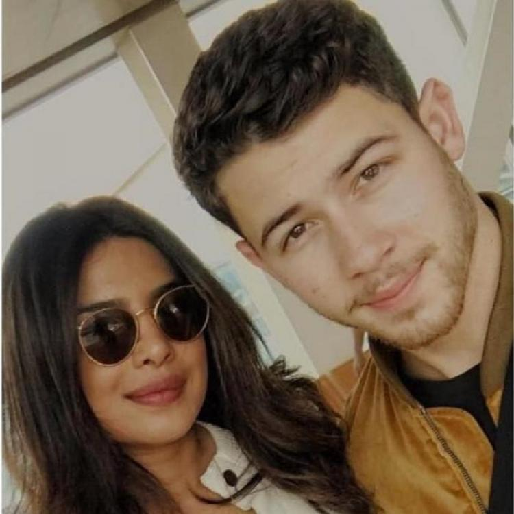 Nick Jonas saying 'I Love you' to Priyanka Chopra during his concert is the proof that the couple is inseparable