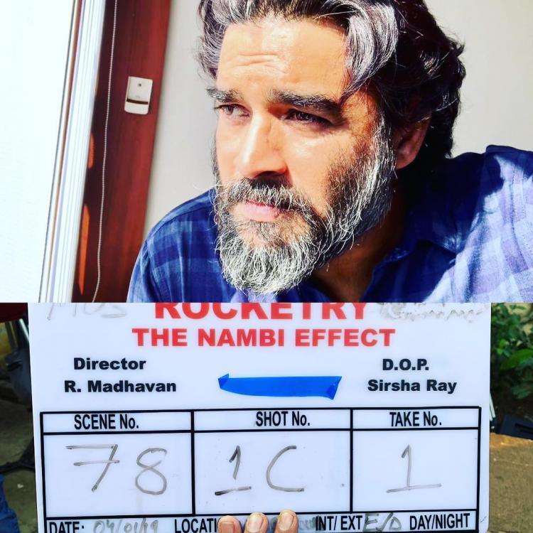 R Madhavan to make his directorial debut with Rocketry The Nambi Effect after filmmaker Ananth Mahadevan quits