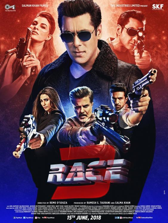 News,salman khan,race 3
