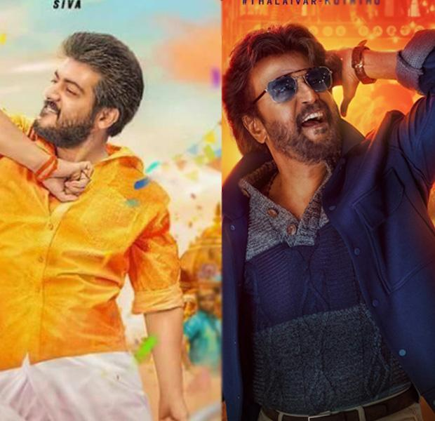 Petta vs Viswasam Box Office Day 1: Rajinikanth and Ajith starrers give a tough competition