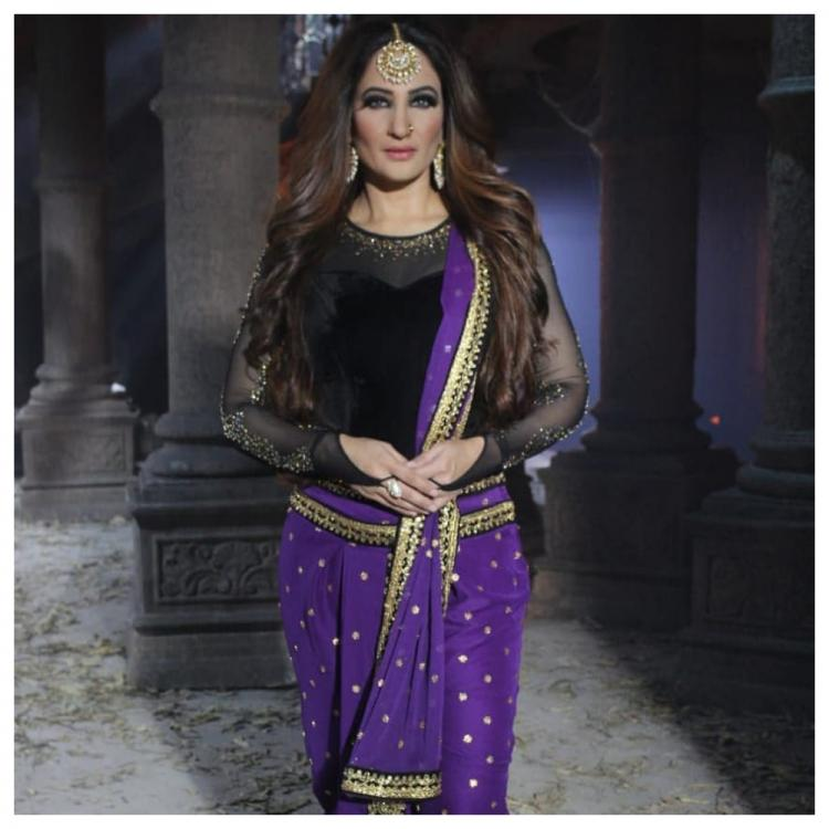 Rakshanda Khan talks about playing the role of Sumitra in Naagin 3