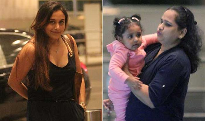 Rani Mukerji: Whenever I am at the airport, I request the ...