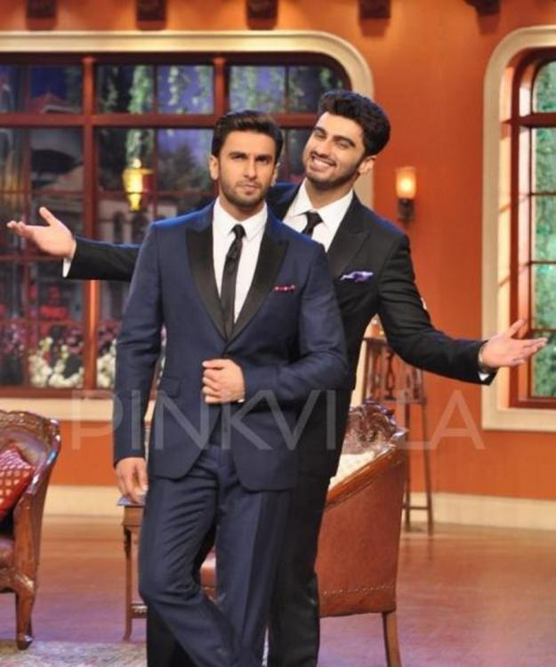 Arjun Kapoor's comment on Gully Boy Ranveer Singh's photo is proof that he is Bollywood's ultimate troller