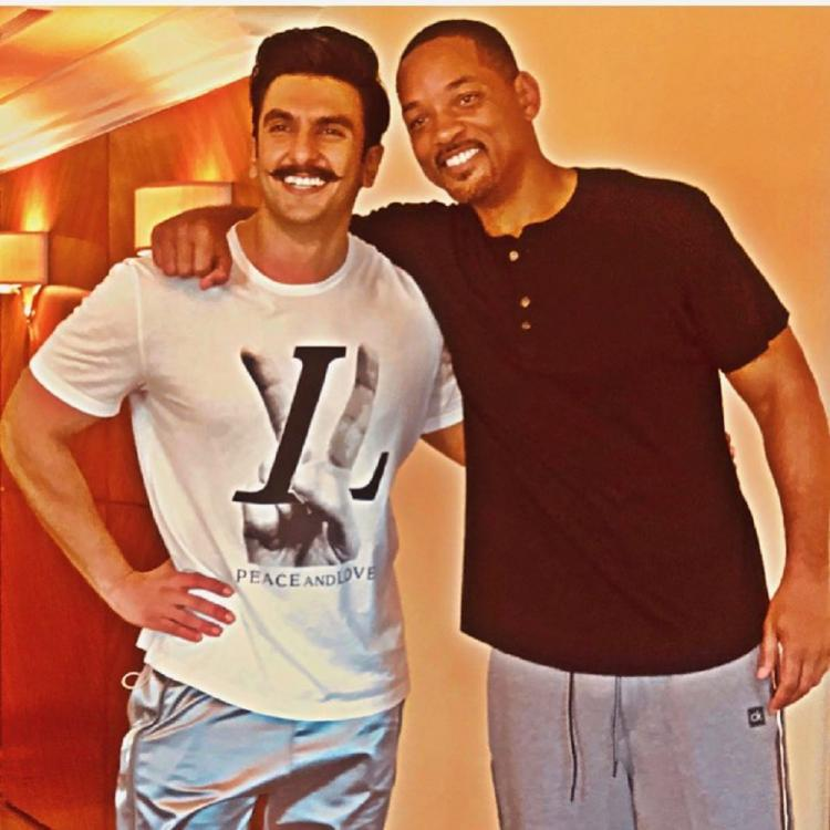 Ranveer Singh's Gully Boy gets a thumbs up from Will Smith; WATCH