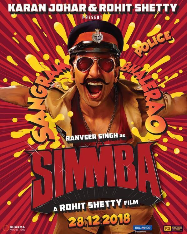 Ranveer Singh's Simmba shatter many box office records, earns 350 crore worldwide