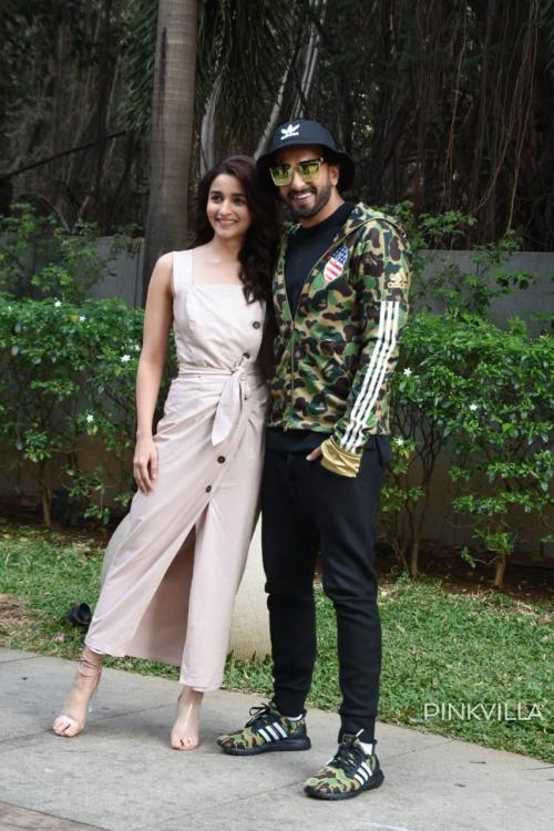Gully Boy Ranveer Singh and Alia Bhatt unveil the new poster of Funny Boy starring Kapil Sharma