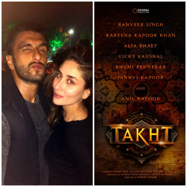 Image result for latest images of karan johar new movie takht
